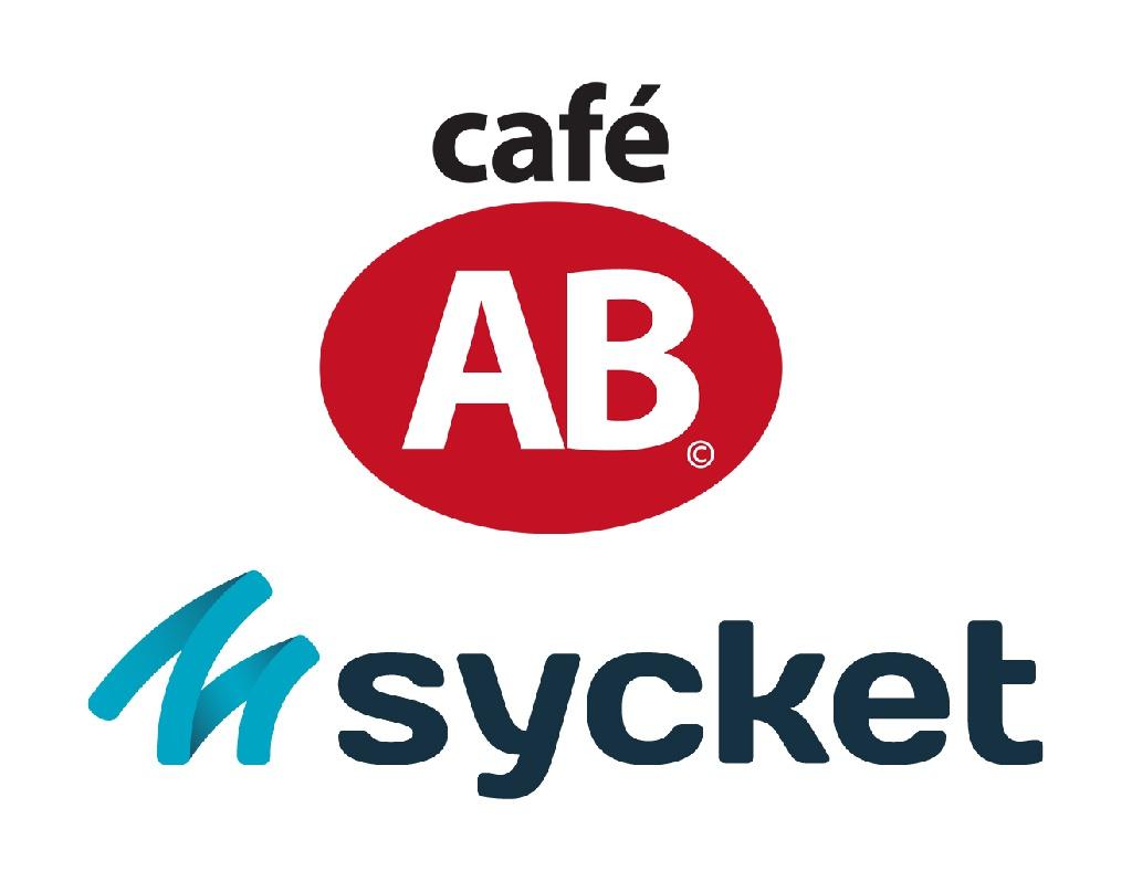 Logo Sycket + Café AB