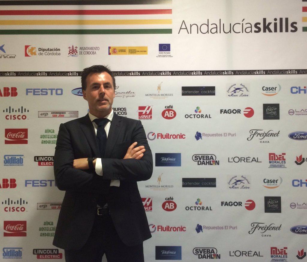 Café AB patrocina el Campeonato Andalucía Skills 2016