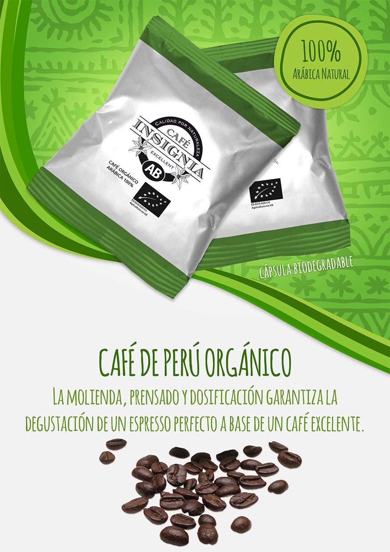 Nuevas cápsulas de café orgánico