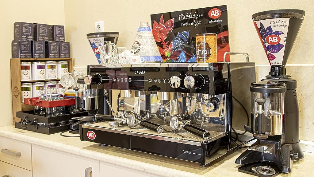 La Escuela del Café AB