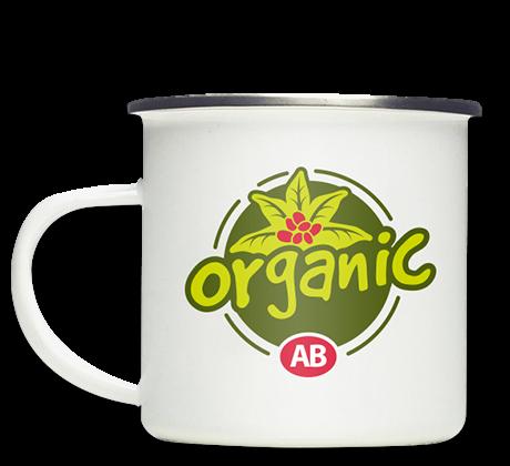 Jarrillo de lata Vintage AB ORGANIC